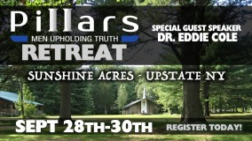 Pillars Men's Retreat