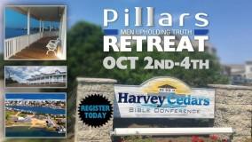 Pillars Men's Retreat