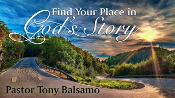 Find Your Place In God's Story