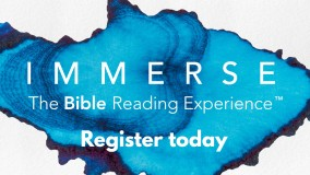 Immerse Bible Registration