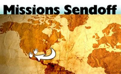 Missions Sendoff