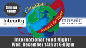 Mosaic International Christmas