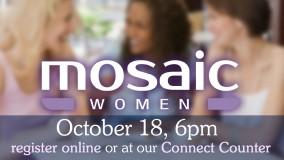 Mosaic Women's Meeting