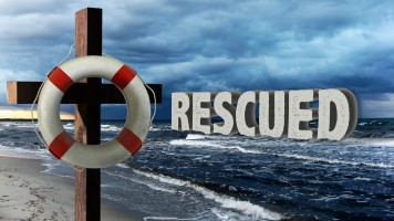 Rescued…