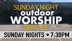 Sunday Night Outdoor Worship