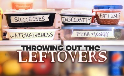 Throwing Out The Leftovers