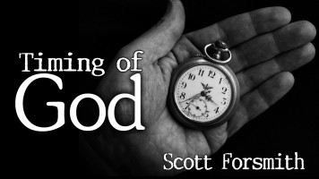 Timing of God