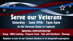 Serve Our Veterans