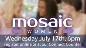 Mosaic Women's Gathering